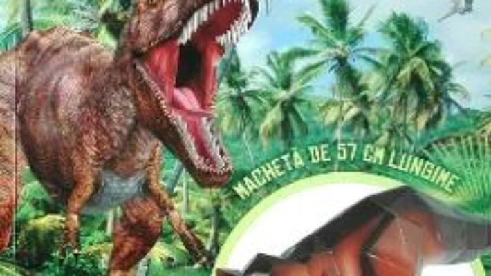 Cartea Construieste-ti un dinozaur (download, pret, reducere)