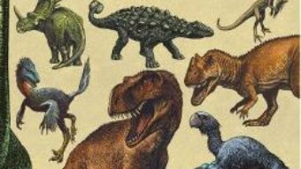 Cartea Dinosaurium – Chris Wormell, Lily Murray PDF Online