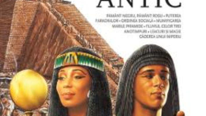 Cartea Descopara Lumea – Egiptul Antic PDF Online