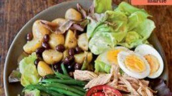 Cartea Salate. O reteta pentru fiecare zi din an. Vol.1: Ianuarie, Februarie, Martie PDF Online