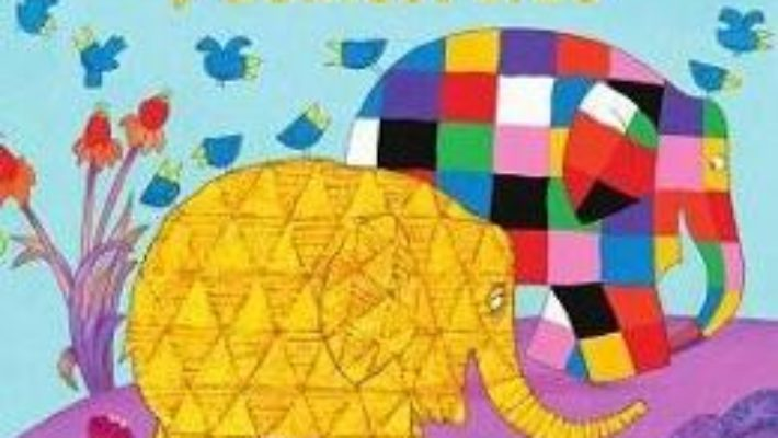Cartea Elmer si bunicul Eldo – David McKee PDF Online
