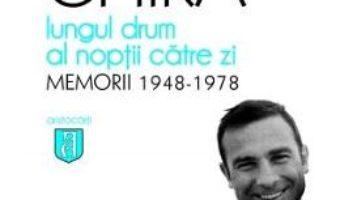 Cartea Lungul drum al noptii catre zi. Memorii 1948-1978 – Dinu Ghika PDF Online