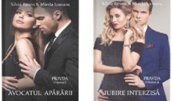 Cartea Pachet Pravda – Silvia Rusen, Mirela Iconaru (download, pret, reducere)