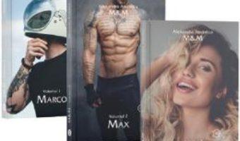 Cartea Pachet M and M – Alexandra Andreica (download, pret, reducere)