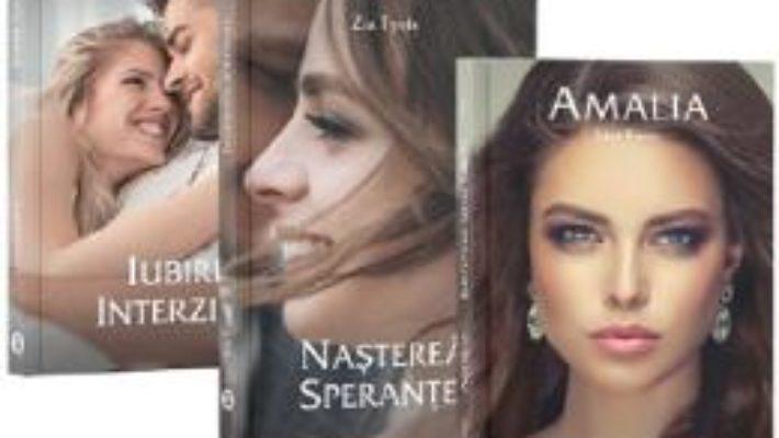 Cartea Pachet Romance 1 (download, pret, reducere)