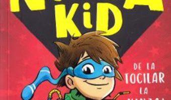 Cartea Ninja Kid – Anh Do, Jeremy Ley (download, pret, reducere)
