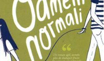 Cartea Oameni normali – Sally Rooney (download, pret, reducere)