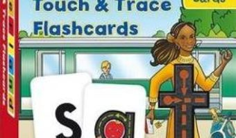 Cartea Phonics Touch & Trace Flashcards – Lyn Wendon (download, pret, reducere)