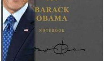 Cartea Barack Obama Notebook – Cider Mill Press (download, pret, reducere)