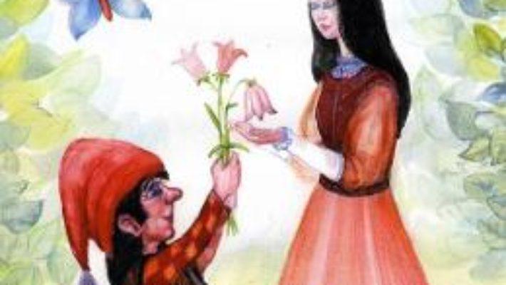 Cartea Alba-ca-Zapada – Fratii Grimm (download, pret, reducere)