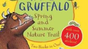 Cartea The Gruffalo Spring and Summer Nature Trail – Julia Donaldson (download, pret, reducere)
