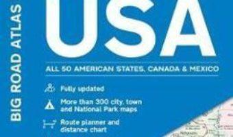 Cartea AA Big Road Atlas USA (download, pret, reducere)