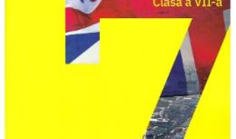 Cartea Limba engleza. Limba moderna 1 – Clasa 7 – Caietul elevului – Herbert Puchta (download, pret, reducere)