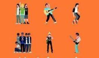 Cartea 40 Inspiring Icons: Music Legends: Meet 40 pop and rock stars – Hervé Guilleminot (download, pret, reducere)