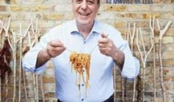 Cartea Gennaro's Fast Cook Italian: From fridge to fork in 40 minutes or less – Gennaro Contaldo (download, pret, reducere)