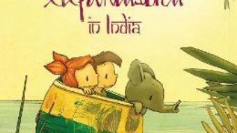 Cartea Calatorie elefantastica in India – Michael Engler, Joelle Tourlonias (download, pret, reducere)
