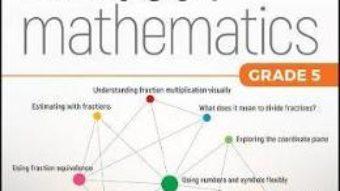 Cartea Mindset Mathematics: Visualizing and Investigating Big Ideas, Grade 5 – Jo Boaler, Jen Munson, Cathy Williams (download, pret, reducere)