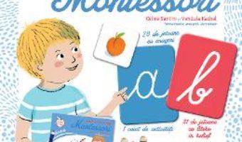 Cartea Literele mele in relief. Montessori – Celine Santini, Vendula Kachel (download, pret, reducere)
