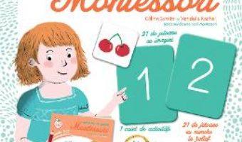 Cartea Numerele mele in relief. Montessori – Celine Santini, Vendula Kachel (download, pret, reducere)