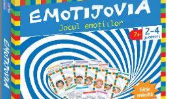 Cartea Emotijovia. Jocul emotiilor – Ion-Ovidiu Panisoara (download, pret, reducere)