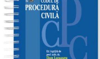 Cartea Codul de procedura civila Ed.2019 (download, pret, reducere)