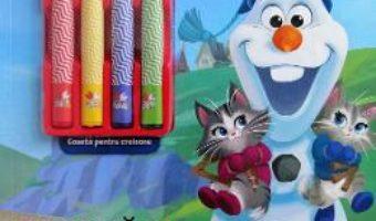 Cartea Disney: Regatul de gheata. Sarbatori cu Olaf (download, pret, reducere)