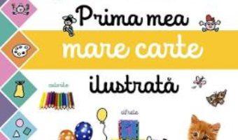 Cartea Prima mea mare carte ilustrata (download, pret, reducere)