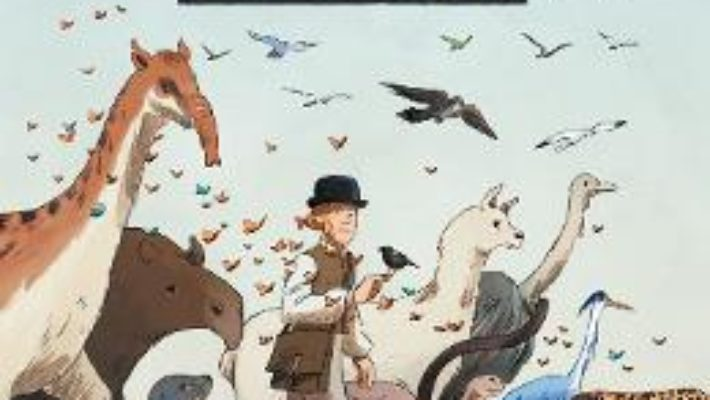 Cartea Darwin. Expeditia pe Beagle – Jeremie Royer, Fabien Grolleau (download, pret, reducere)