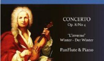 Cartea Anotimpurile: Iarna. Pentru Nai si Pian – Antonio Vivaldi (download, pret, reducere)