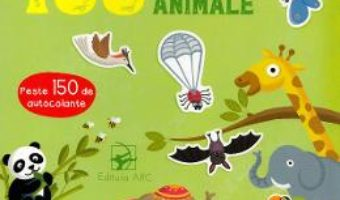 Cartea 100 de curiozitati despre animale (download, pret, reducere)