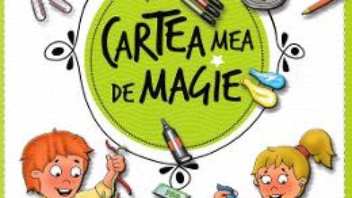 Cartea Cartea mea de magie (download, pret, reducere)