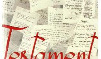 Cartea Testament. 400 de ani de poezie romaneasca – Daniel Ionita (download, pret, reducere)