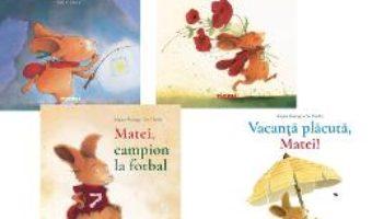 Cartea Pachet Matei – Brigitte Weninger, Eve Tharlet (download, pret, reducere)
