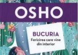 Cartea Bucuria. Fericirea care vine din interior – Osho (download, pret, reducere)