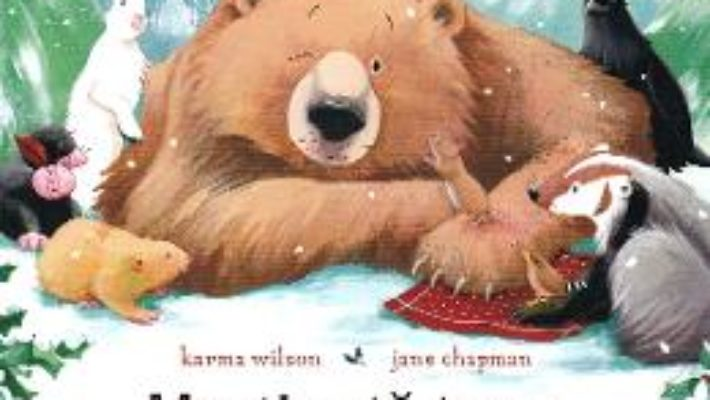 Cartea Martin sta treaz de Craciun – Karma Wilson, Jane Chapman (download, pret, reducere)