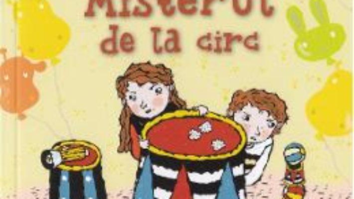 Cartea Maia si Alex. Misterul de la circ – Martin Widmark, Helena Willis (download, pret, reducere)