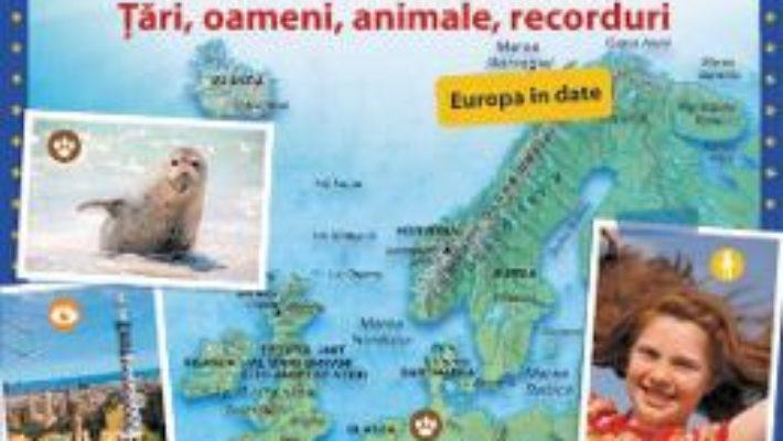 Cartea Atlasul copiilor: Europa – Andrea Schwendemann (download, pret, reducere)