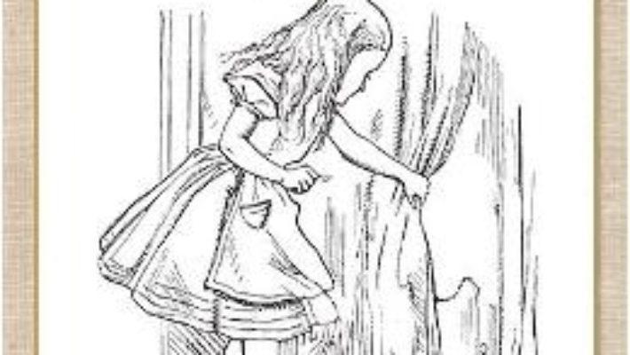 Cartea Da culoare clasicilor: Alice (Lewis Caroll) (download, pret, reducere)