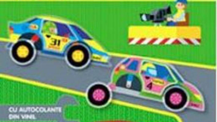 Cartea Autocolante: Masini si motociclete de curse (download, pret, reducere)