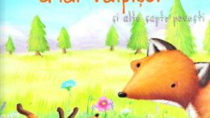 Cartea Prima vara a lui Vulpisor si alte sapte povesti (download, pret, reducere)