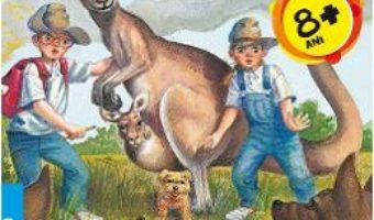 Cartea Portalul magic 20: Salvarea cangurilor – Mary Pope Osborne (download, pret, reducere)