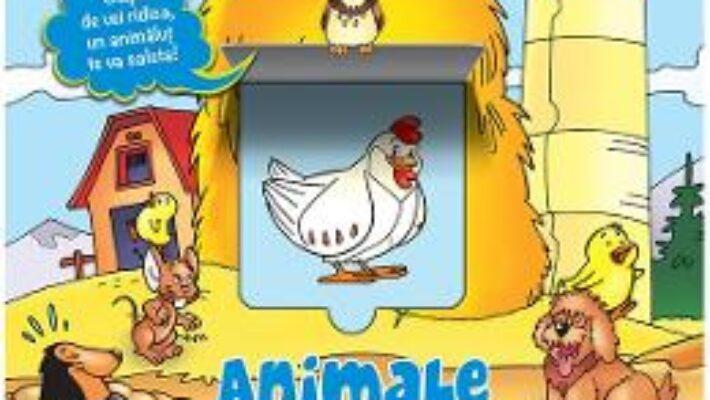 Cartea Animale uimitoare (Joaca-te si descopera!) (download, pret, reducere)