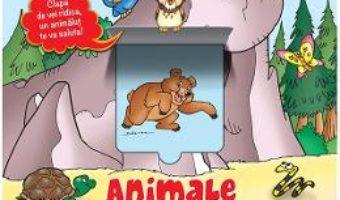 Cartea Animale fascinante (Joaca-te si descopera) (download, pret, reducere)