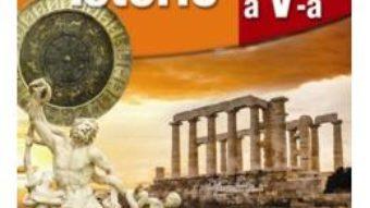 Cartea Istorie – Clasa 5 + Cd – Manual – Doina Burtea, Florin Ghetau (download, pret, reducere)