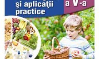 Cartea Educatie Tehnologica si aplicatii practice – Clasa 5 + Cd – Manual – Marinela Mocanu (download, pret, reducere)
