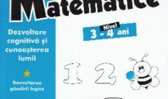 Cartea Activitati matematice 3-4 ani – Nicoleta Samarescu (download, pret, reducere)