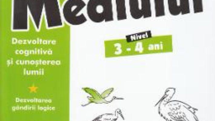 Cartea Cunoasterea mediului 3-4 ani (download, pret, reducere)