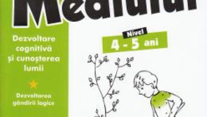 Cartea Cunoasterea mediului 4-5 ani (download, pret, reducere)