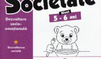 Cartea Educatie pentru societate 5-6 ani (download, pret, reducere)