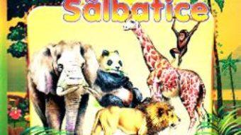 Cartea Animale salbatice (pliant) (download, pret, reducere)